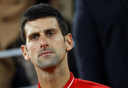 El serbio se ha mostrado muy sincero tras el partido.