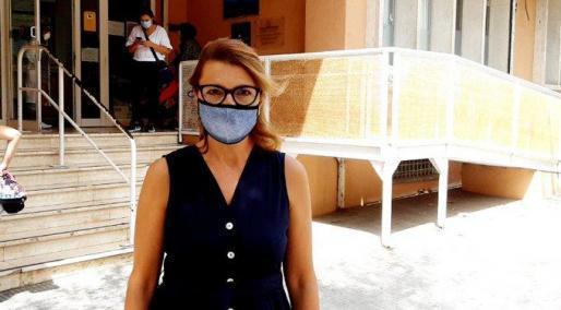 La diputada del PP Margalida Durán.