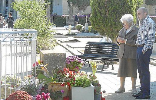 El objetivo es evitar las aglomeraciones en el cementerio de Manacor este día.