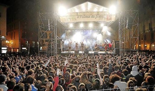 Los conciertos de la Revetla tendrán aforo reducido y con público sentado.