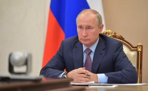 El presidente Putin en una imagen de archivo.