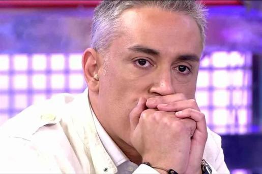 Kiko Hernández, colaborador del programa Sálvame, en una reciente imagen.