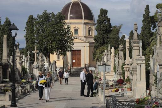 Imagen de archivo del cementerio de Palma.