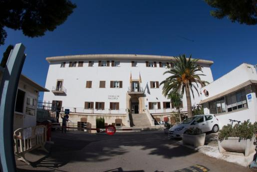 Imagen de la sede del IMAS.