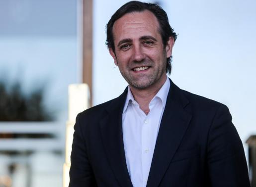 El eurodiputado balear de Ciudadanos José Ramón Bauzá.