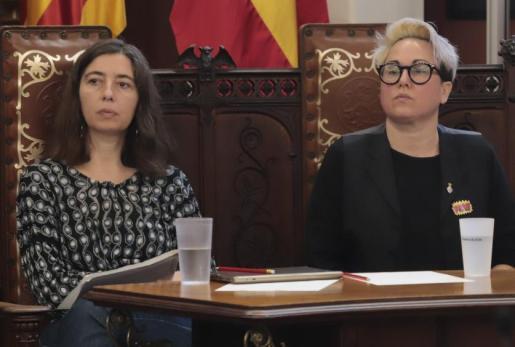 Neus Truyol y Sonia Vivas han tenido más de un desencuentro.