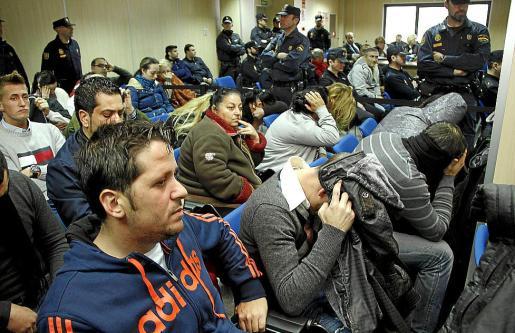El juicio del 'caso Kabul' se desarrolló a principios del año 2013.