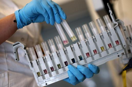 Vacunación contra el coronovirus en Reino Unido.