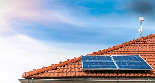 Las viviendas unifamiliares son las que optan por las instalaciones fotovoltaicas.