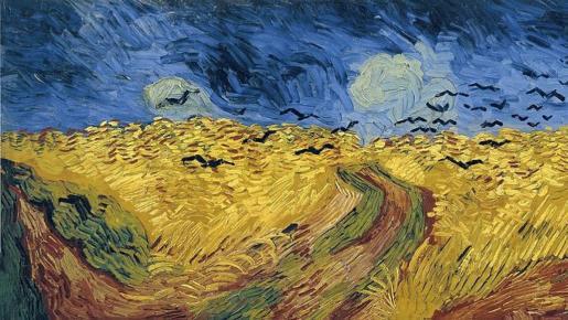 La explicación científica de por qué Van Gogh usaba tanto el amarillo en sus cuadros.