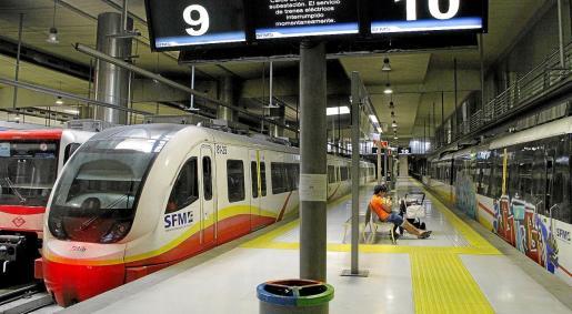El Govern aún sigue pagando algunas de las grandes infraestructuras de Jaume Matas, como las obras de metro y el soterramiento del tren.