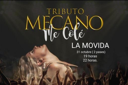 'Me colé' es el proyecto creado para recrear el sonido de Mecano.
