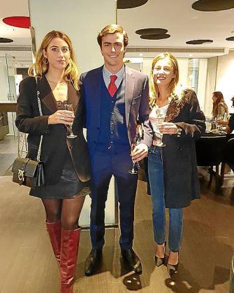 La organización estuvo a cargo de Sofía Epis, Matteo Catteli y Matilde Meo.