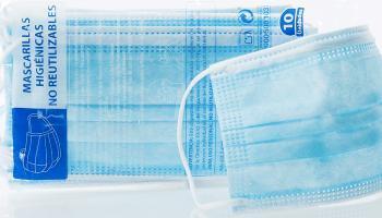 Mercadona fue de las primeras firmas de la distribución en empezar a vender desde mayo mascarillas higiénicas no reutilizables.