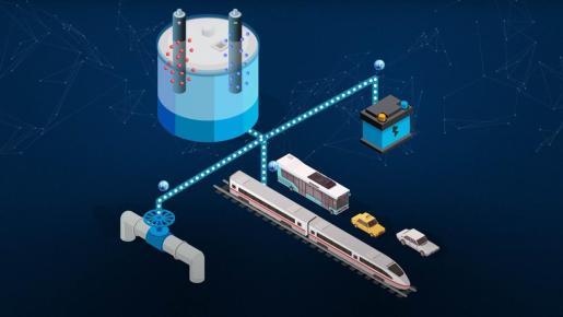El hidrógeno verde tendrá múltiples aplicaciones en Mallorca, por ejemplo, en el suministro de combustible a flotas de autobuses y vehículos de alquiler de pila de combustible.