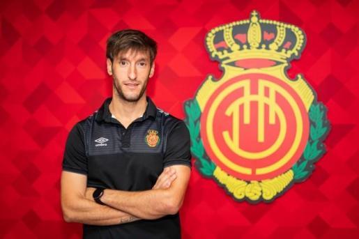 Miquel Toni Gelabert en una imagen facilitada por el RCD Mallorca.