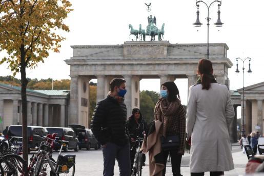 Los casos de coronavirus aumentan en Alemania.