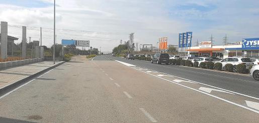 Se construirá un carril cívico para bicicletas y peatones para unir la ciudad con el polígono industrial.