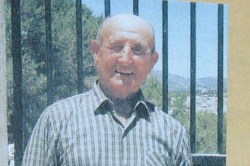 Mateu Salas Bauzà, alias 'Parrino'.