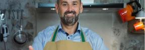 Robin Food: ¿quién es el chef David de Jorge?