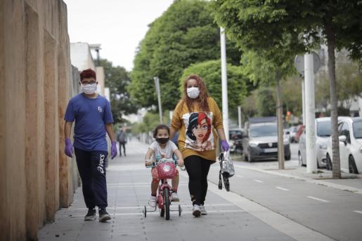 Baleares es una de las comunidades con mejor situación epidemiológica, pero está empeorando.