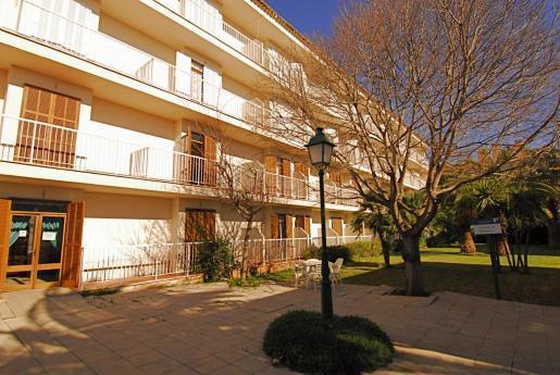 La Llar d'Ancians de Palma es uno de las residencias de la tercera edad que gestiona el IMAS.