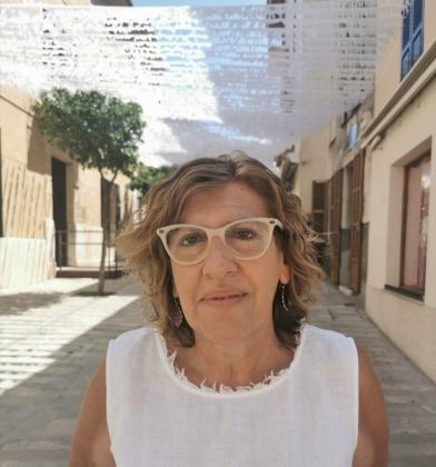 La alcaldesa de Alcúdia en una imagen de archivo.