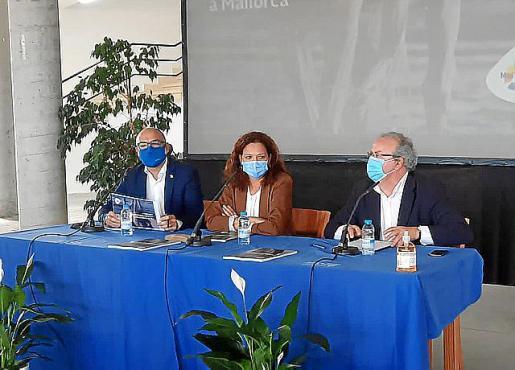 Serra, Cladera y Socias presentaron el proyecto.