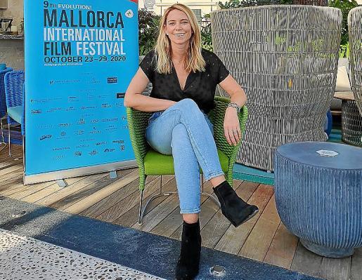 Sandra Lipski inaugura una nueva edición del festival de cine.