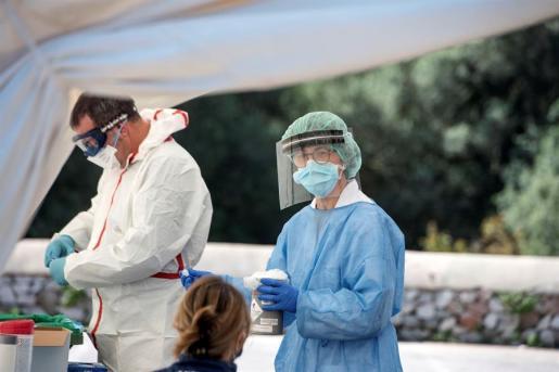 En la primera ola de la pandemia sólo se detectaban el 10 % de los contagios, frente al 70 % actual.