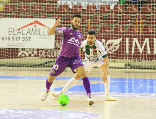 El Palma aún sigue invicto en la Liga, pero todavía a cuatro puntos del líder.