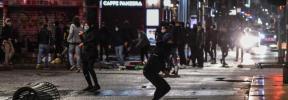 Disturbios en varias ciudades italianas ante los cierres para evitar contagios