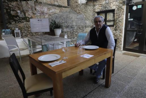 Alfonso Robledo, presidente de Restauración-CAEB, en una reciente imagen.
