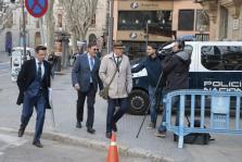 El TSJB unifica las acusaciones contra Penalva y Subirán