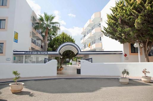 Hotel La Noria.