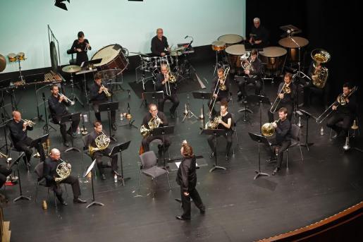 La Sinfònica de Balears tenia previstos conciertos en el Trui Tetare y en Manacor.