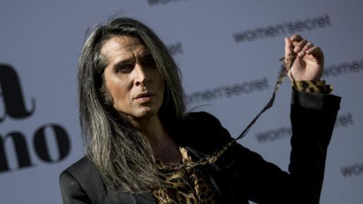 El integrante de las Nancys Rubias ha presentado su nueva obra de teatro 'La última tourné'.