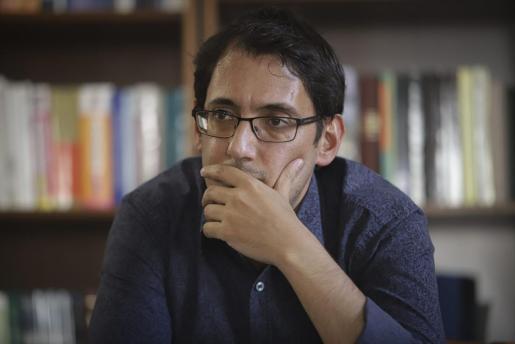 Iago Negueruela, conseller de Model Econòmic, Turisme i Treball, en una imagen de archivo.