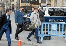 El juez Manuel Penalva y el exfiscal Miguel Ángel Subirán