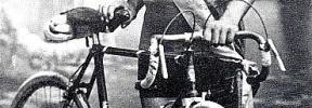 Rafael Pou, el pionero mallorquín en La Vuelta de la preguerra