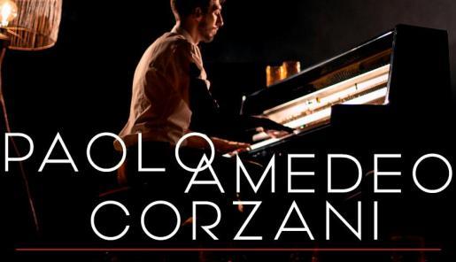 El pianista italiano Paolo Amadeo actúa en La Movida.