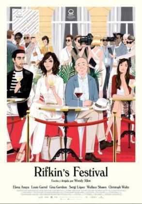 La comedia de Woody Allen se proyecta en el Teatre d'Artà.