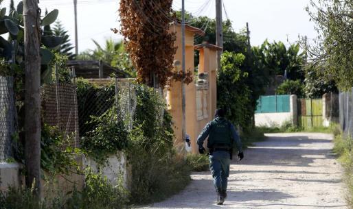 La Guardia Civil se ha hecho cargo de la investigación para hallar a los ladrones.