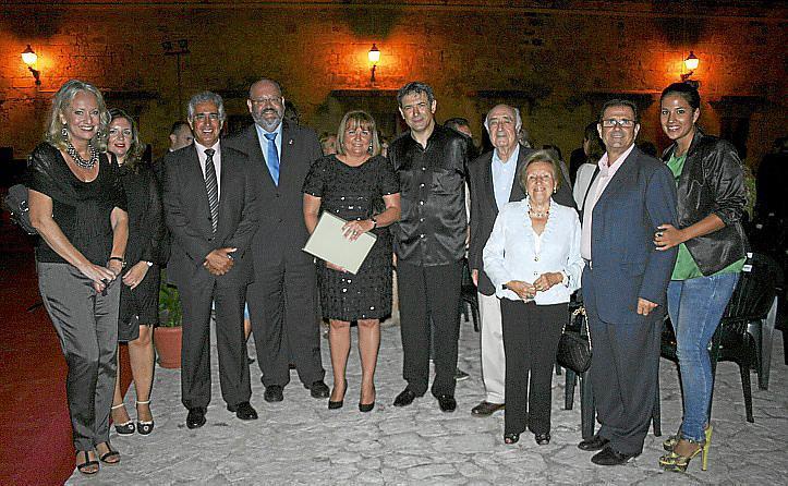 Concierto en el castillo de San Carlos