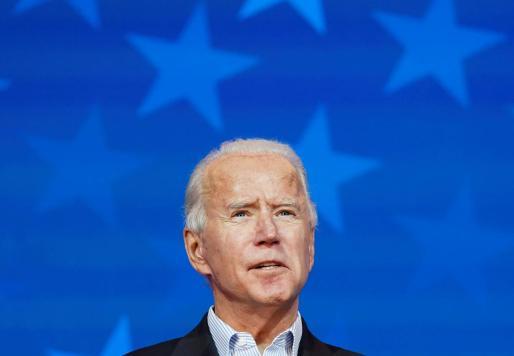 El candidato demócrata a la presidencia de Estados Unidos, Joe Biden.