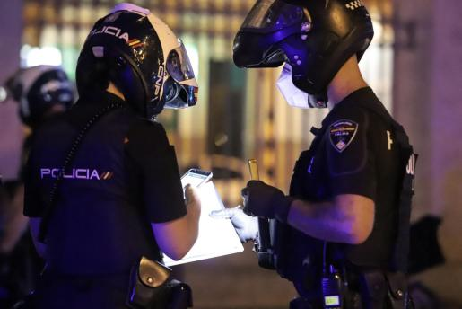Este fin de semana se han llevado a cabo un dispositivos conjunto de Policía Nacional, Policía Local de Palma e Inspectores del Govern.