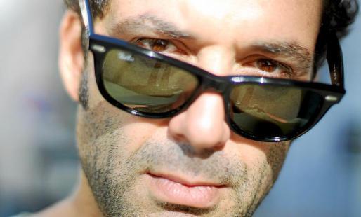 El rockero Jaime Anglada ultima los preparativos para la 'premiere' del próximo 28 de septiembre en el Trui Teatre.