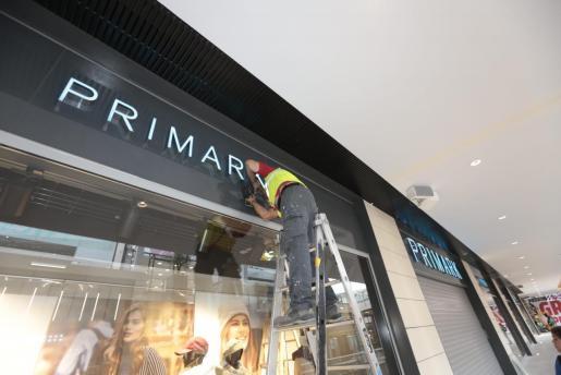 Una de las tiendas de Primark.