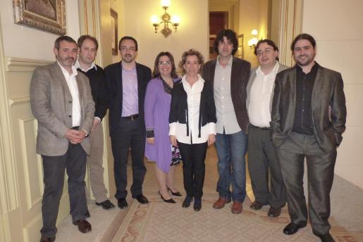Josep Bernales, Tomeu Soler, Juanma Gómez, Virtudes Marí, Aina Calvo, Joan Ferrà, Andreu Caballero y Rafel Sedano han ocupado la presidencia en estos 25 años.