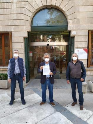El sindicato médico ha presentado este jueves una carta para Armengol contra el decreto del ministro Illa.